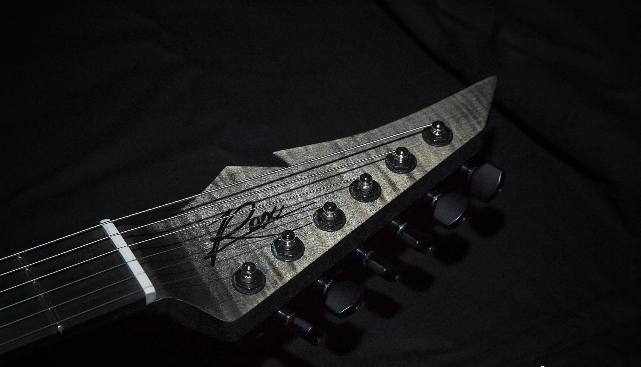 News · Rox Guitars