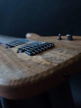 Rox Helgen 7 Standard / Mango – Half Fanned