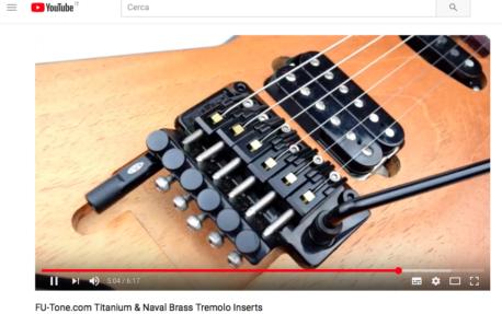 !!!NEW!!! FU-Tone Naval Brass Inserts